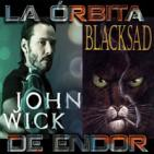 LODE 6x25 JOHN WICK, BLACKSAD
