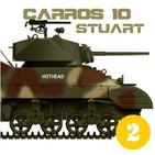 Carros10 #15 M3/M5 Stuart en Combate - Tanque Guadalcanal Tobruk Romel Birmania Marines