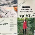 Programa 338: Marta Sánchez 5tet i UNITRIO Argentieri/Borey/Tissot