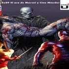 PODCASTUM 2X09 El oro de Marvel y Cine Mierder