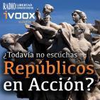 Repúblicos - La oportunidad de la libertad. Los jefes de partido ante el CIS. La Guerra de las Comunidades de Castilla
