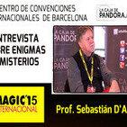 Como hemos avanzado en estos tiempos en diferentes materias ocultas por Prof Sebastián D'Arbó