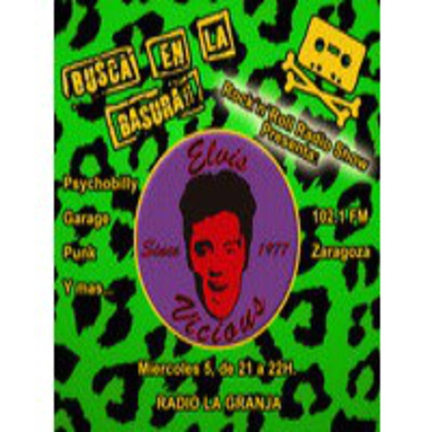 BUSCA EN LA BASURA!! # nº5,5-12-2012 ,Especial dj. ELVISVICIOUS