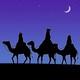Una historia sobre los Reyes Magos del Oriente