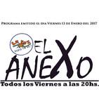 El Anexo FM PODCAST 13.01.2017
