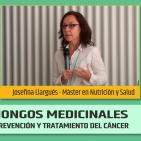 HONGOS MEDICINALES en la prevención y apoyo al tratamiento del cáncer - Josefina Llargués