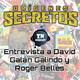 ZNPodcast #89 - Orígenes secretos. Entrevista a David Galán Galindo y Roger Bellés