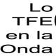 TFEs en las ondas. Episodios 01×01. Metodologías en los TFEs.