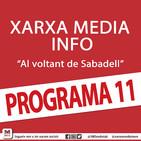 XMInfo. PROGRAMA 11. Secció 'Experiències'