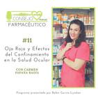 #11. Ojo Rojo Y Efectos del Confinamiento en la Salud Ocular, con Carmen España