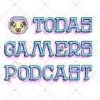 Podcast Todas Gamers 1x09: Guionistas femeninas de videojuegos y Mass Effect