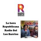 La hora Republicana de Radio Sol Los Barrios en RRR - 29.09.2018