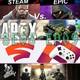 QPE SE03 EP09 Impresiones The Division 2|Google Stadia |Valve contra Epic por robar en Steam|Apex Legends SE01