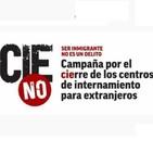 CIEs NO : 'Ninguna persona es ilegal' ¡CERREMOS LOS CIEs!