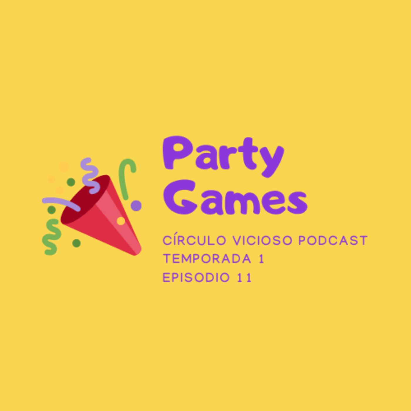 T1/E11. Party Games.