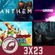 GR (3X23) Impresiones Anthem, Metacritic, Sinner Sacrifice for Redemption, Future Grind y Asterix y Obelix XXL2