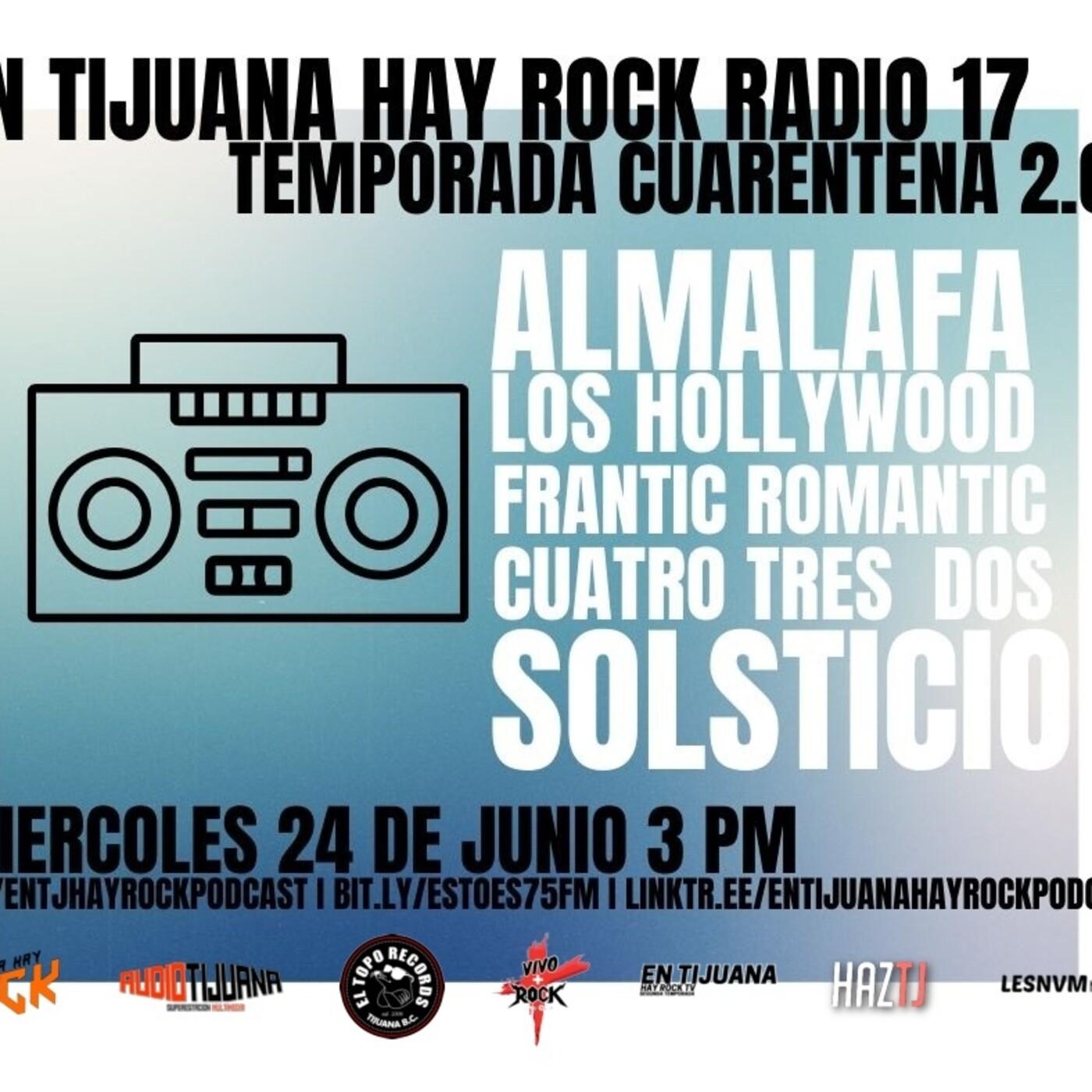 En Tijuana Hay Rock Radio - Temporada De Cuarentena 2.0 - 17
