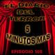Creepypasta: 5 Minutos Mas - El Diario Del Terror, EP 105