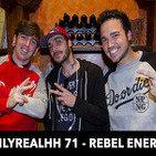ONLYREALHH 71 - Rebel Energy (Con Lasai) + sorteos