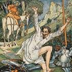 A propósito del Quijote (25) La loca penitencia de Don Quijote y el extraño plan de rescate del cura.