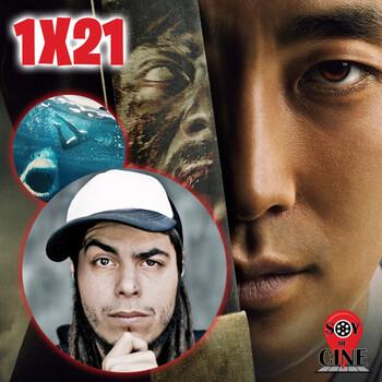 Soy de cine 1x21 - Producciones coreanas, Tiburón Blanco y entrevista a David Sainz (Malviviendo) sobre GRASA T2