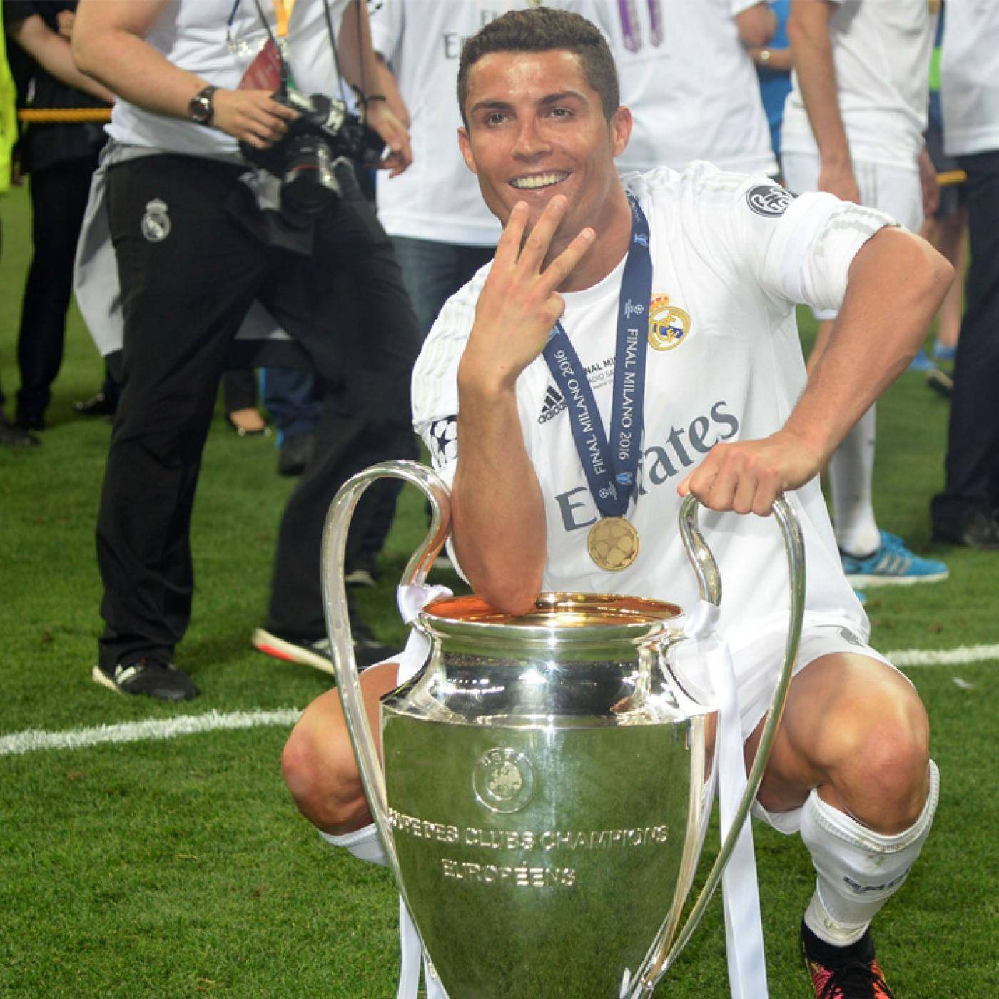 Lista #15 - 4 motivos do título do Real Madrid