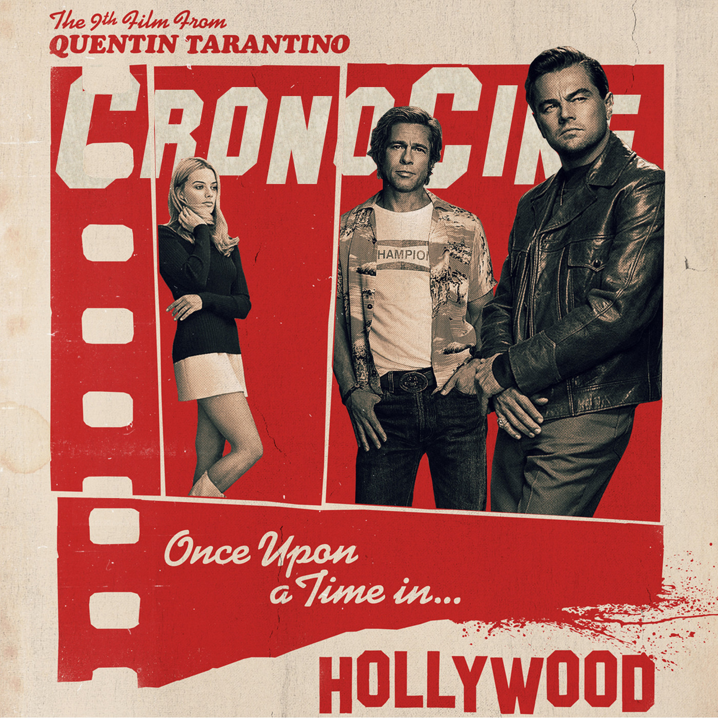 CronoCrítica: Érase una vez en... Hollywood (Quentin Tarantino, 2019) SIN SPOILERS y luego con