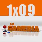 "La Gameria 1x09 - ""Buscando sombra para estar fresco"""