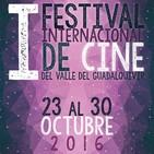 Presentación Festival Internacional de Cine del Valle del Guadlquivir