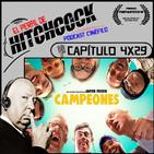 El Perfil de Hitchcock 4x29: Campeones, El sicario de Dios, Jacques Tati y el Sr. Hulot.