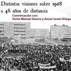 Distintas miradas sobre el movimiento de 1968. A 48 años de distancia.