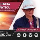 UFOLOGÍA, CONSCIENCIA Y FÍSICA CUÁNTICA - con Carmen Domenech ( The Ufology World Congress )