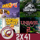 GR (2x41) Unravel 2, Captain Spirit, Jurassic World Evolution, Shaq Fu, El legado de los Viejos Jugadores, Rebajas Steam