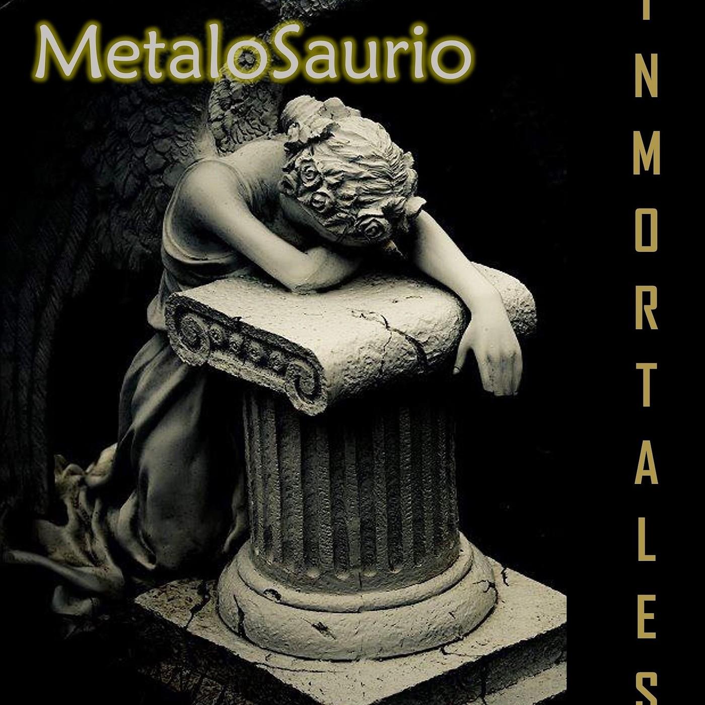 La Era del MetaloSaurio (Edicion 267) - Inmortales Vol 3