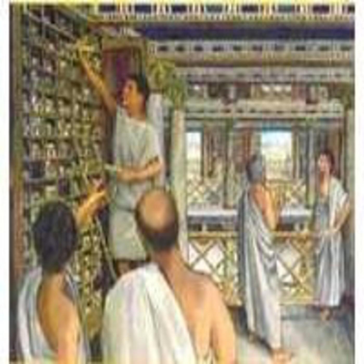 Los secretos de la Biblioteca de Alejandría