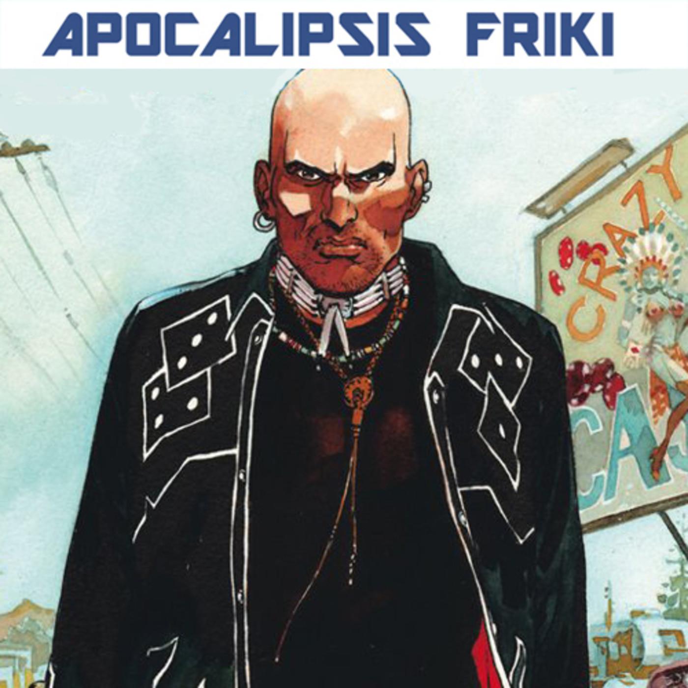 Apocalipsis Friki 139 - Scalped