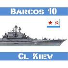 B-10#15 Clase Kiev el Crucero Portaaviones