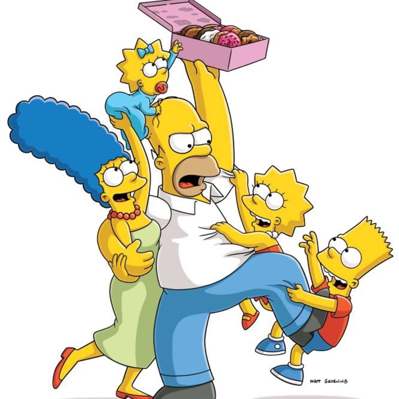 Los Simpson T 20 ep. 17, 18 (2009) #Animación #Comedia #Familia #peliculas #audesc #podcast