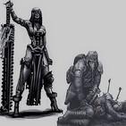 20) Todo lo que necesitas es Morir [C1P2, P3] Recluta Kiriya: Relato Warhammer 40K