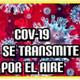 #coronavirus llega a europa por el aire