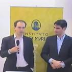Conferencia en el Juan de Mariana de Félix Moreno y Víctor Escudero, Introducción a Bitcoin