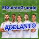 @ElQuintoGrande El RealMadrid con @DJARON10 #98 ( Adelanto )