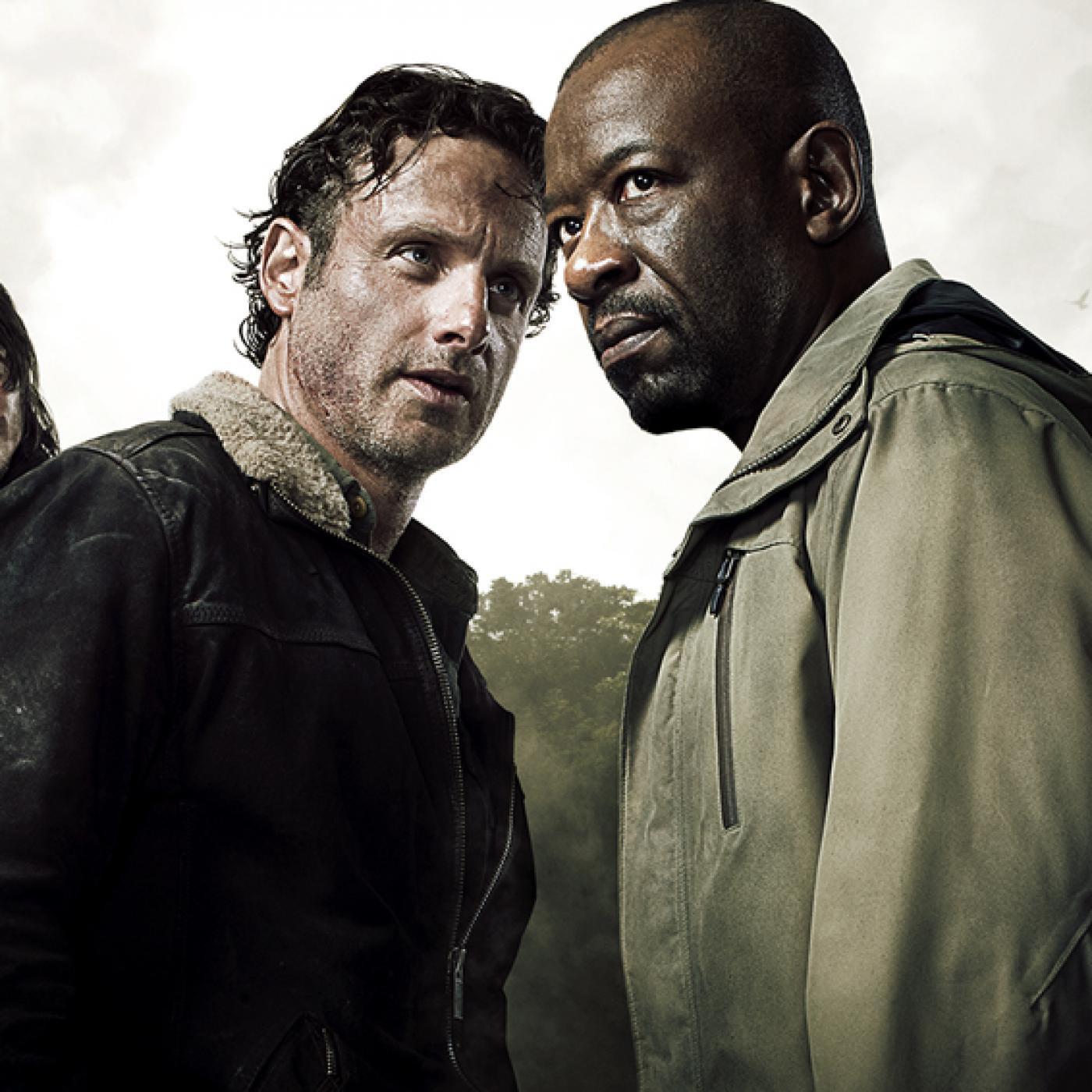 2x08 - Repasito : The Walking Dead (6T)