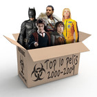 ECDS Especial confinamiento. TOP 10 Películas 2000-2009