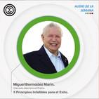 SEN Audio de la semana: 5 Principios Infalibles para el Éxito por Miguel Bermúdez Marin