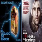 ELDE Hijos de los Hombres (libro + película), Jukebox 3 (20 agosto 2015)