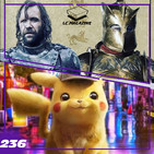 Detective Pikachu / GoT: Bells / ¿Playstation Direct? - LC Magazine 236