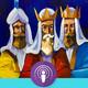 1095. Historia de los Reyes Magos.
