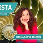 Entrevista a Diana López Iriarte con Luis Palacios - espiritualidad, esoterismo,