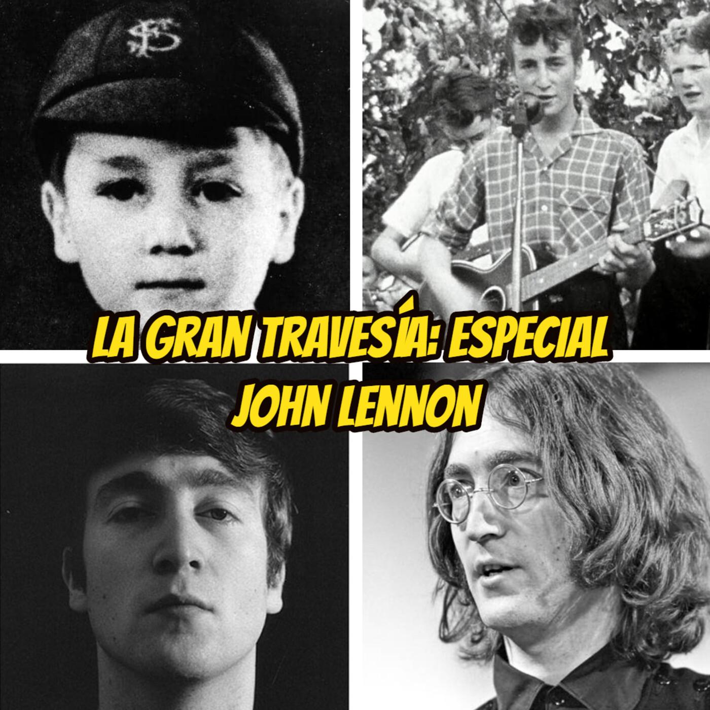 La Gran Travesía: Imagina John Lennon. 80 años